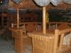 Dining Nipa huts